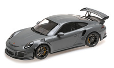 Porsche 911 GT3 RS Exclusive, china grey; 1:18, Limited Edition