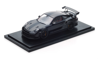 Porsche 911 GT2 RS Weissach-Paket 1:18, schwarz, Limited Edition