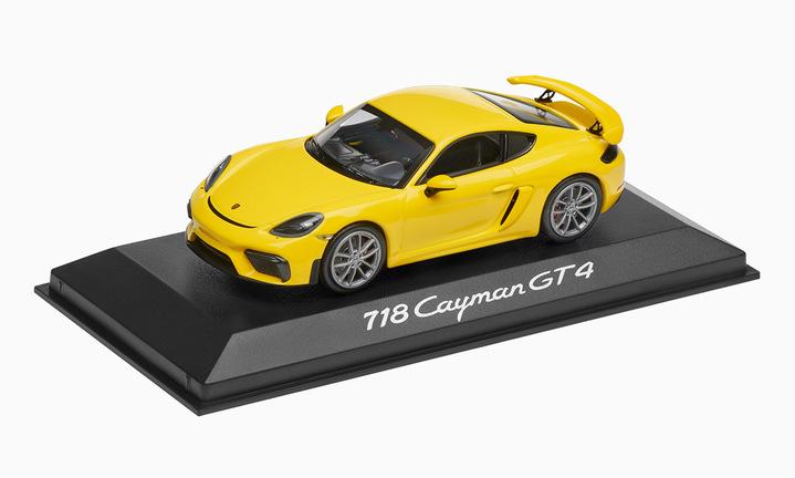 1:43 Model Car | 718 Cayman GT4 982