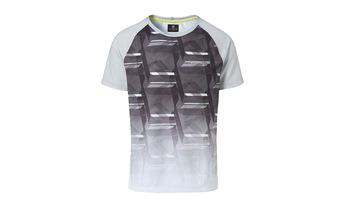 Men's Sport Abstract T Shirt
