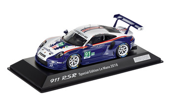 Limited Edition 1:43 Model Car | 911 RSR Rothmans