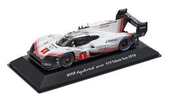1:43 Model Car | 919 Hybrid Evo 919 Tribute Tour 2018