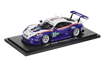 911 RSR 2018, Rothmans, Limited Edition, 1:18