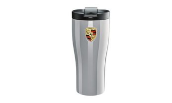 Porsche Thermal Flask in Crayon