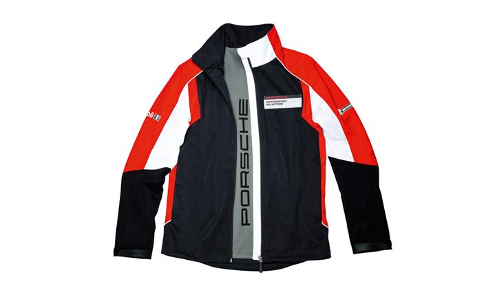 Unisex soft shell jacket – Motorsport Collection