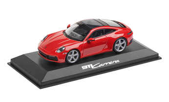 1:43 Model Car | 992 C2 Coupé in Guards Red