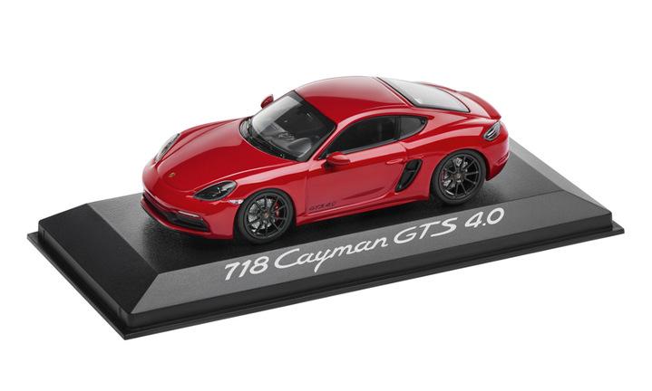 718 Cayman GTS 4.0, 1:43