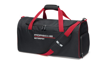 Motorsports Collection, Fanwear, Sports Bag, black