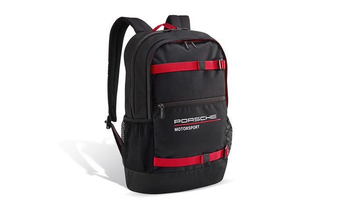 Motorsports Collection, Fanwear, Backpack, black