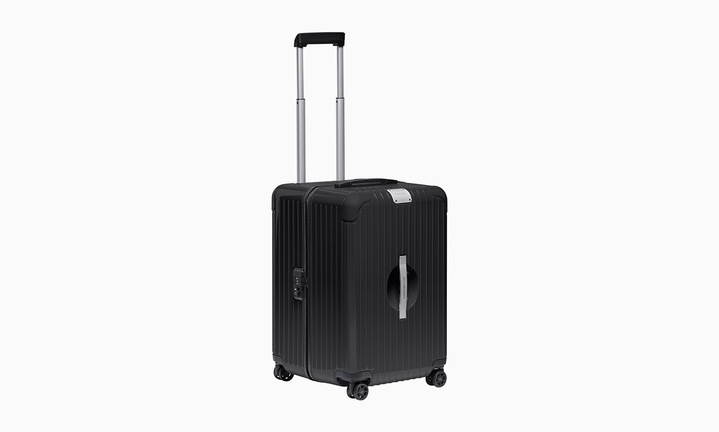 Rimowa x Porsche Matt Black XL Luggage
