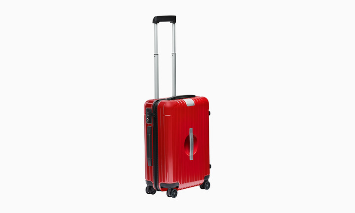 Rimowa x Porsche Guards Red Cabin Luggage