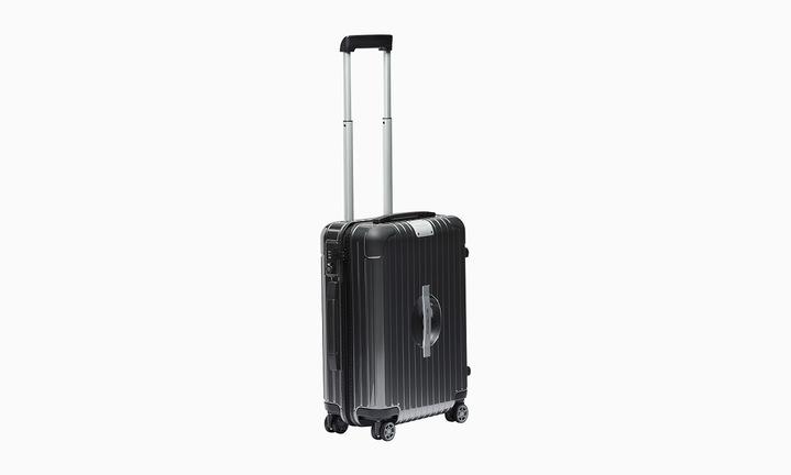 Rimowa x Porsche Agate Grey Cabin Luggage