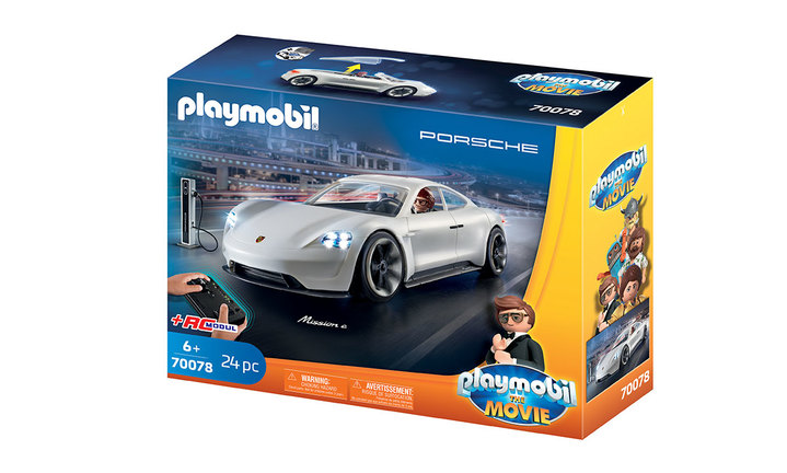 Playmobil, Mission E, white