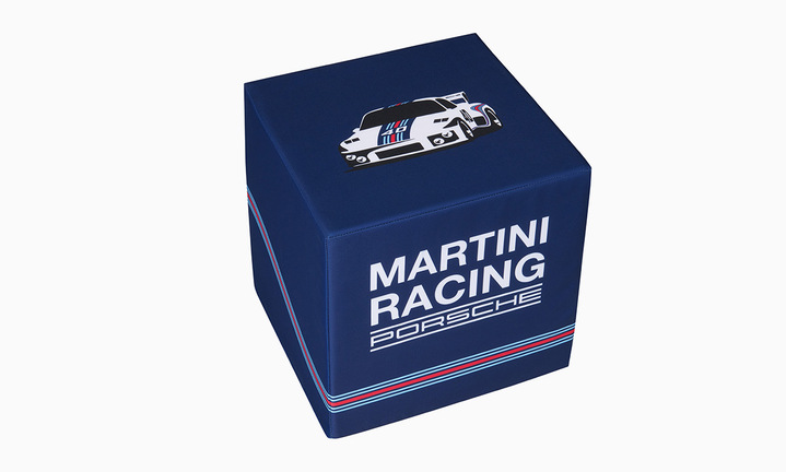 MARTINI RACING® Collection, Seating Cube
