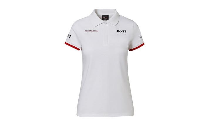 レディース ポロシャツ – モータースポーツレプリカ。