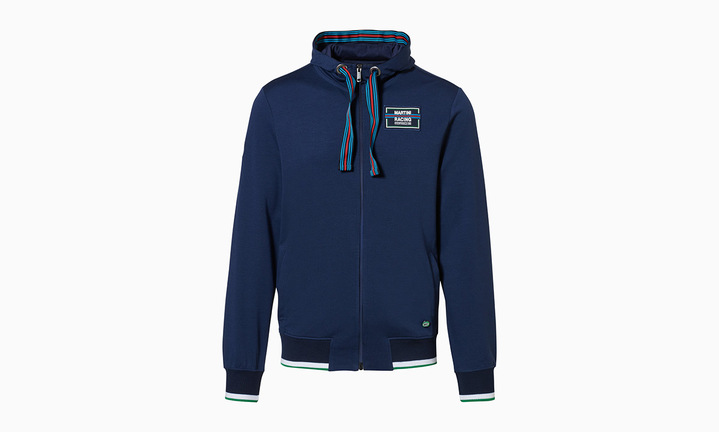 Martini Racing Men's Sweat Jacket (Special Order Only)
