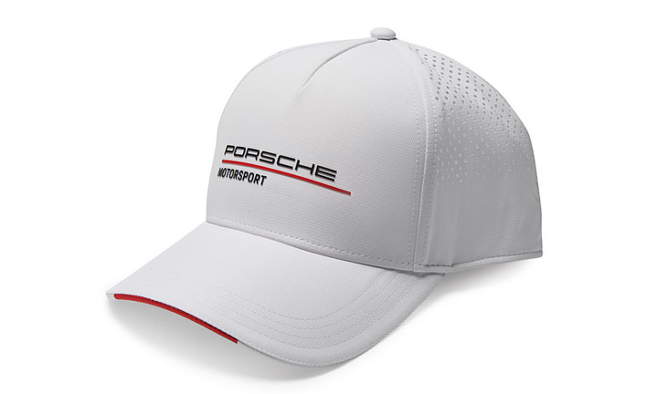 Motorsports Collection, Fanwear, Cap, Unisex, white, OSFA