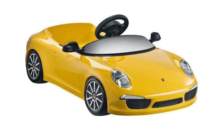 Children S 911 Carrera Electric Car