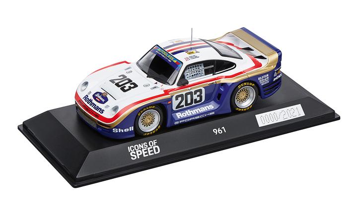 Porsche 961, Calendar Edition, 1:43
