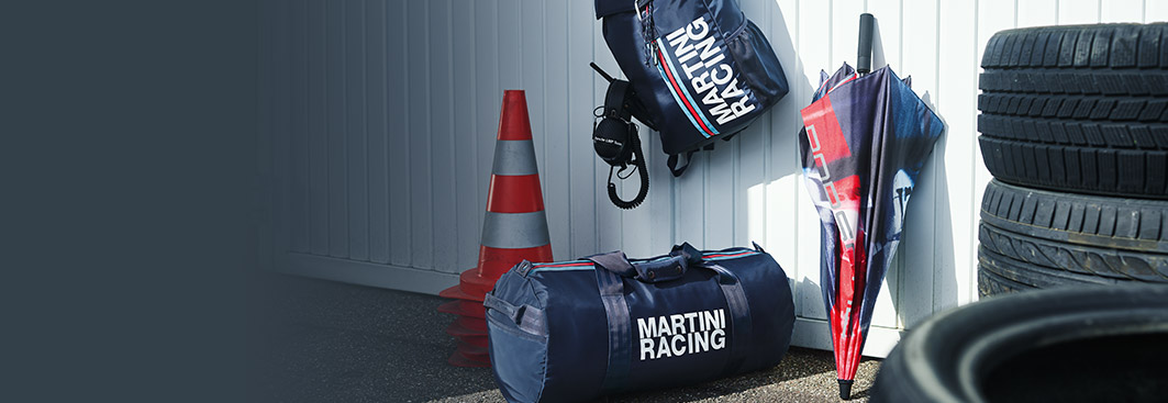 Luggage - MARTINI RACING Collection, Duffel Bag, blue