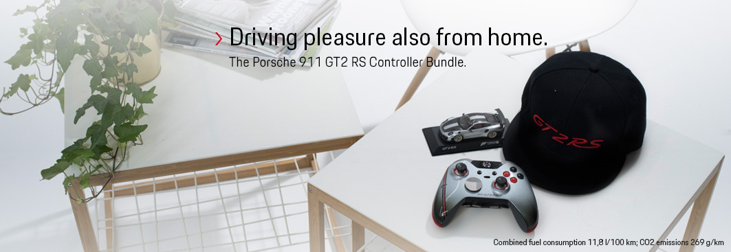 Home - SCUF FORZA ELITE Controller Bundle - inspired by the Porsche 911 GT2 RS, Limited Edition