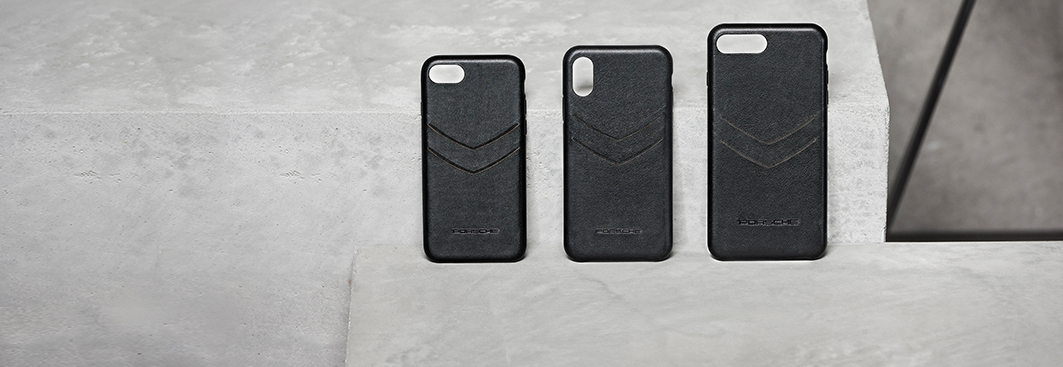 Lifestyle - Snap-On Case cuir iPhone X / XS